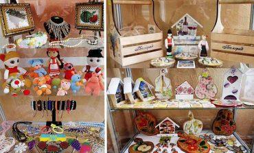 В Болградском центре детского и юношеского творчества открылась сувенирная лавка