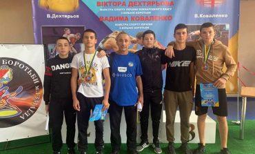Воспитанники  Белгород-Днестровской ДЮСШ победили в  турнире по вольной борьбе