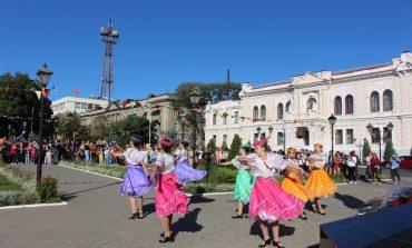 В Измаиле в День города провели Праздник Детства