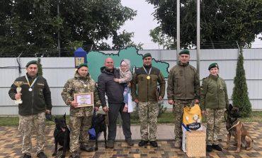 Белгород-Днестровские пограничники – победители соревнований кинологов