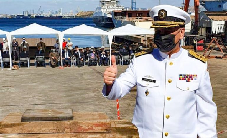 В Стамбуле начали строить корвет для Военно-Морских Сил Украины (фото)