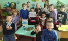 В Килие школьники присоединились к Всеукраинской акции помощи онкобольным