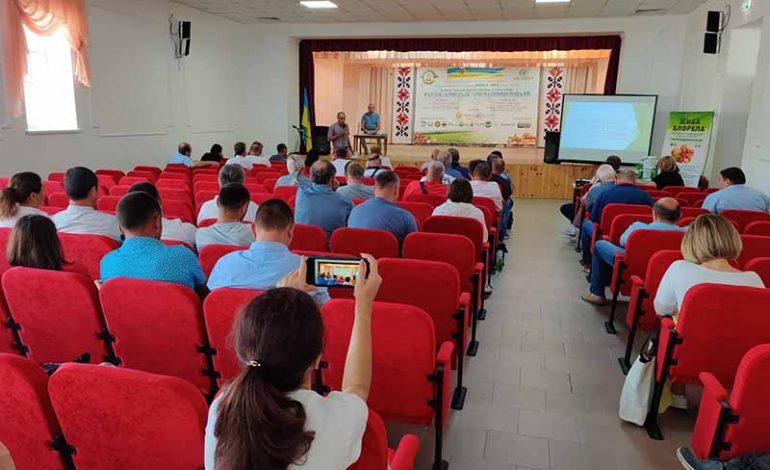 В Болградском районе обсудили перспективы выращивания миндаля в Украине