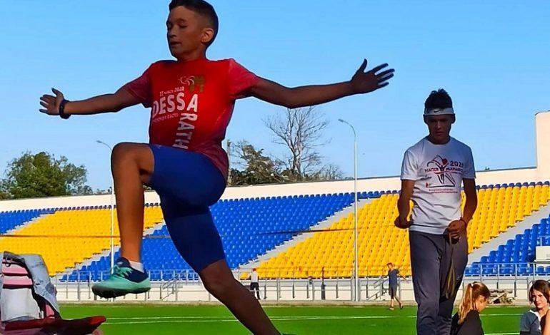 В Белгороде-Днестровском отбирали легкоатлетов на Чемпионат Украины