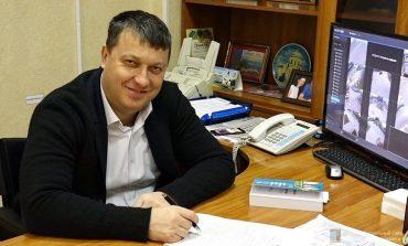 Ренийский городской голова провёл пресс-конференцию для местных журналистов в формате «встречки-лавочки»