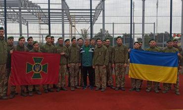 Измаильские пограничники – среди лидеров по волейболу в рамках украинско-американских учений
