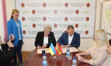 Белгород-Днестровский будет  сотрудничать  с Голой Пристанью
