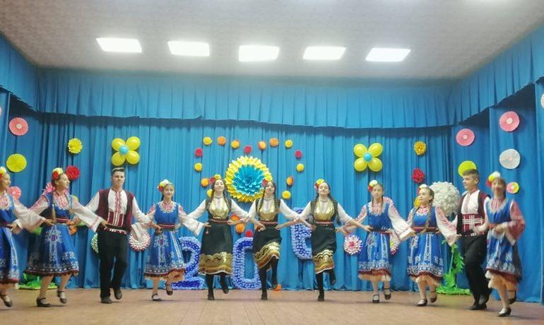 Поселок Серпневое Болградского района отпраздновал 206-летие