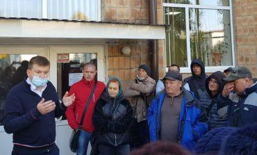 В Арцизе предприниматели протестовали против карантинных ограничений