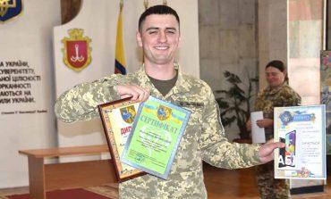 Лучший психолог Вооруженных Сил Украины служит в Болграде