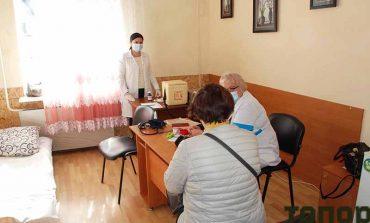 В Болграде открыли еще один пункт вакцинации от COVID-19