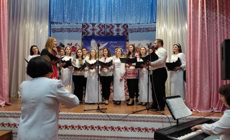 """""""Университетская мобильность"""": студенты из Бессарабии и Буковины провели отчётный концерт в Измаиле"""