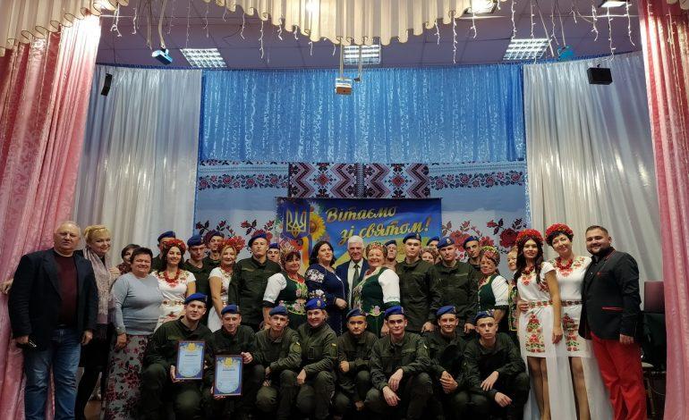 Измаил отметил День защитников и защитниц Украины (фото)