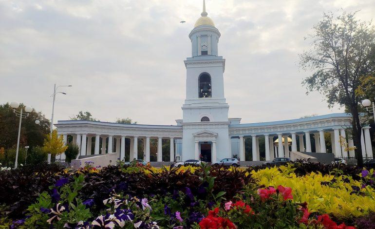 Измаил: Свято-Покровский кафедральный собор отметил храмовый праздник (фото)