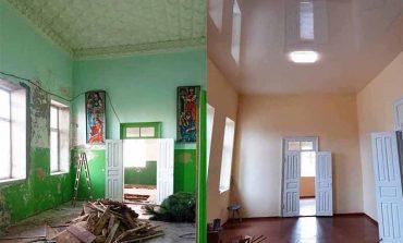В небольшом селе Болградского района отремонтировали Дом культуры
