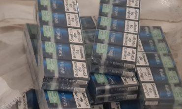 Измаильские пограничники обнаружили контрабандные сигареты в мешках с солью