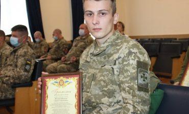 С Днём защитника Украины поздравили военнослужащих в Белгороде-Днестровском