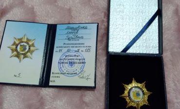 Знаки почёта городского головы: в Килии наградили отличившихся